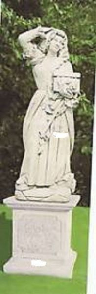 Gartenfigur Statue (ohne Sockel)