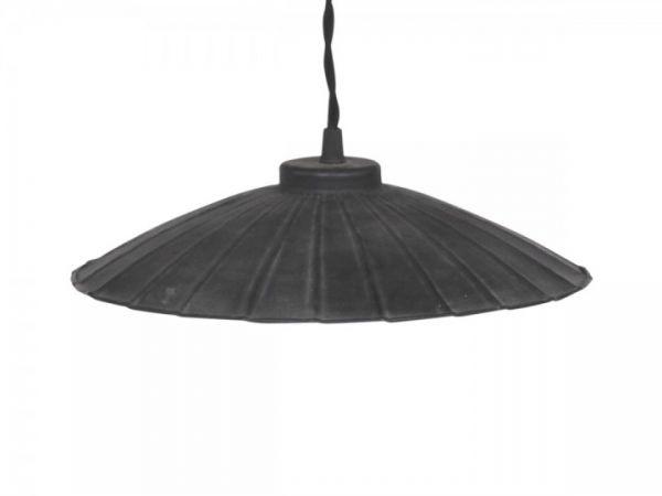 Factory Lampe mit Rillen von Chic Antique