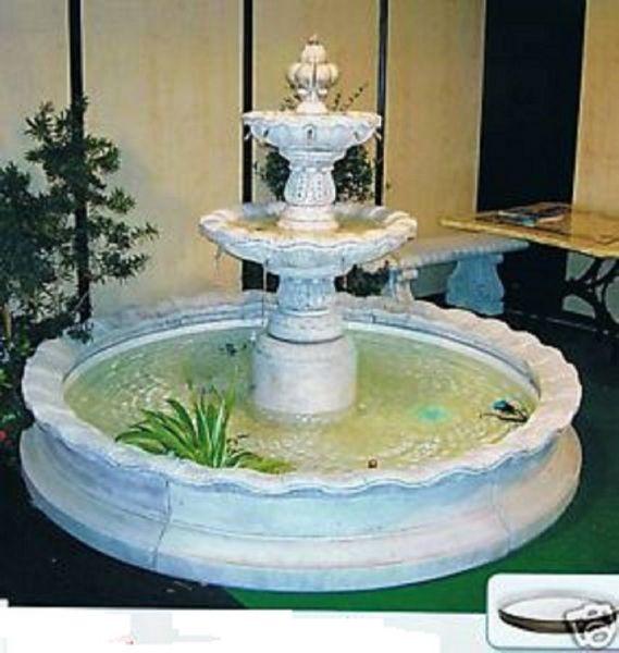 Springbrunnen/Etagenbrunnen Chioggia
