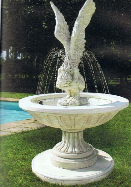 Springbrunnen Fata del Vento