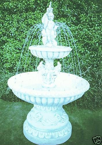 Springbrunnen/Etagenbrunnen Vietri Made in Italy