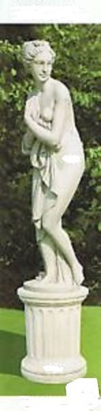 Gartenfigur Statue Venere Italica (ohne Sockel)