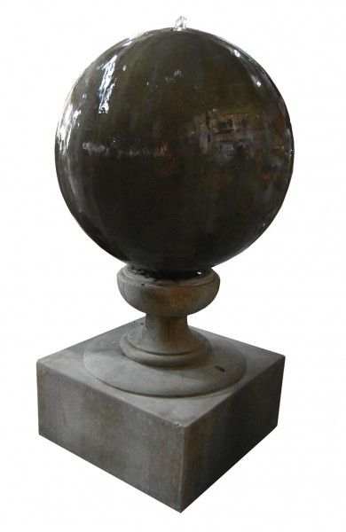 Antik-Brunnen Termoli, 2-teilig, inkl. Pumpe