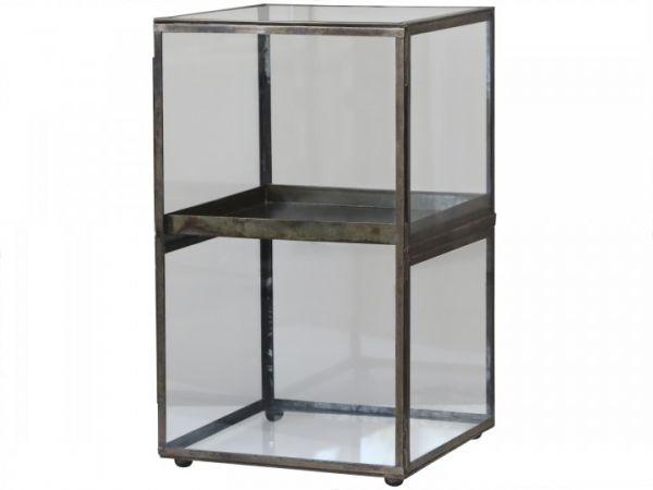 Glasschaukasten