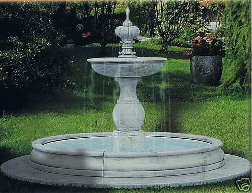 Springbrunnen/Etagenbrunnen Palermo