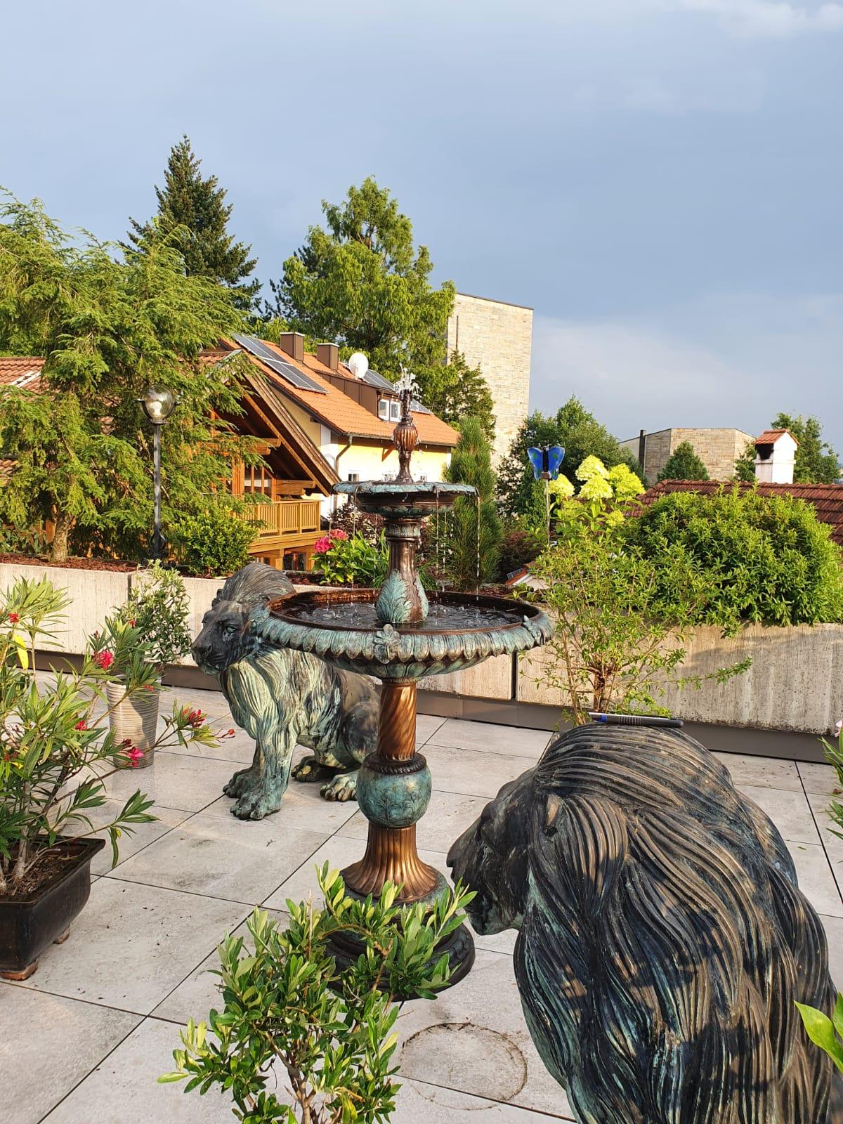 2-Schalenbrunnen
