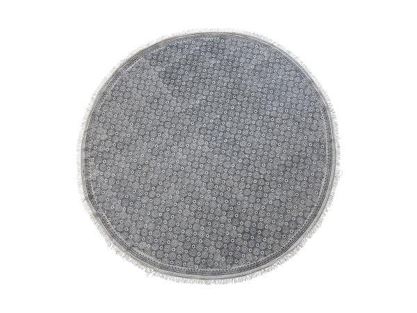 Teppich mit Kreismotiv von Chic Antique