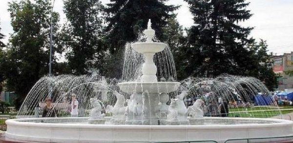 Springbrunnen/Etagenbrunnen Roma