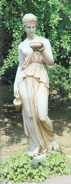 Gartenfigur Statue Ebe 469 IP