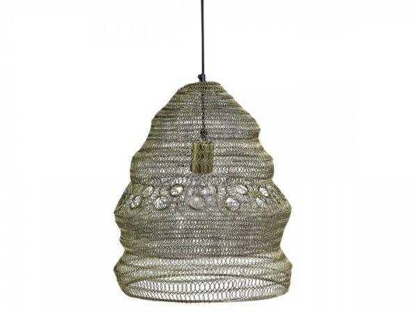 Fil de fer Lampe von Chic Antique