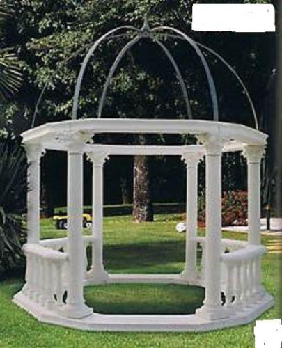 Pavillon Chiosco Esagonale 806/B IP
