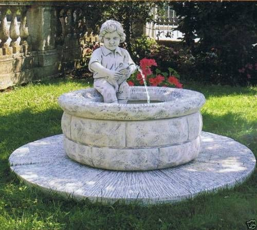 Springbrunnen Siracusa