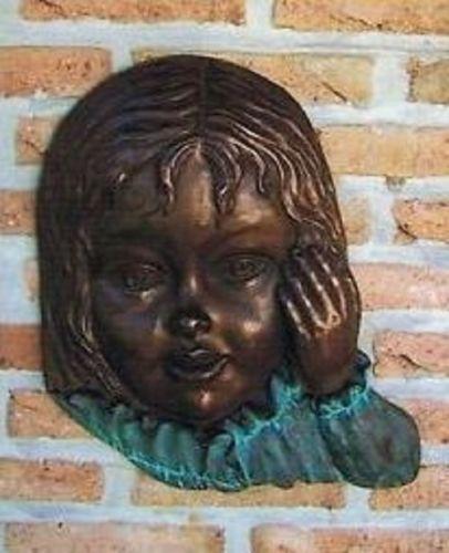 Bronzefigur Relief aus Bronze HW 0851 BR-B