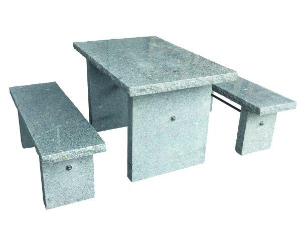 Granit-Sitzgruppe Traunstein