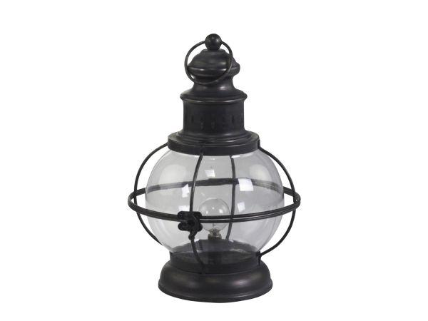 Franz. Stalllaterne inkl. Glühbirne von Chic Antique