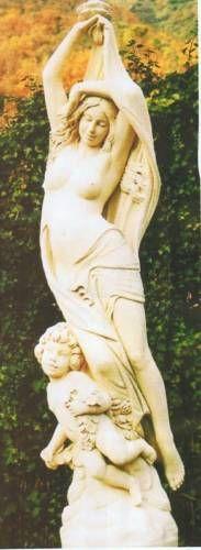 Gartenfigur Statue 4021 Cerbara DA