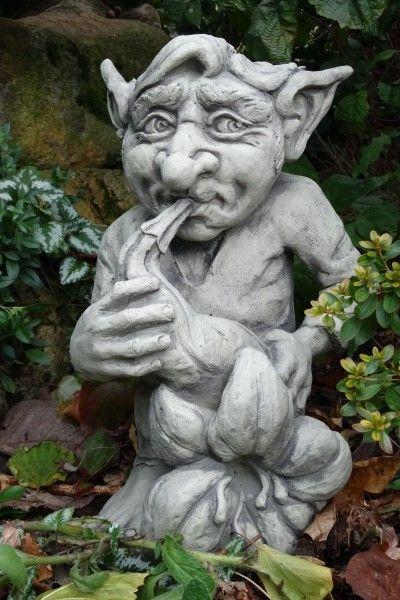 """Gartenfigur Musiker-Troll """"Saxophon"""""""