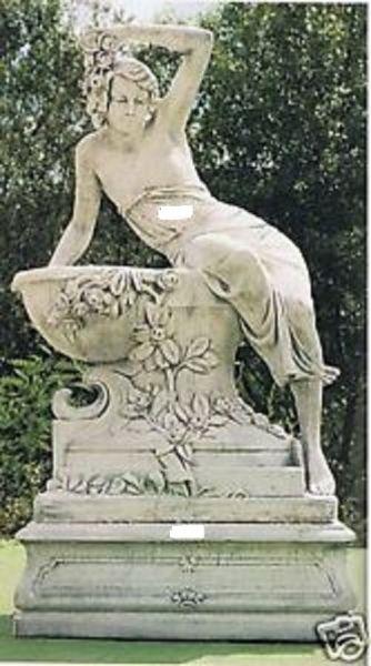 Gartenfigur Statue Venere Areten 4019 DA (ohne Sockel)