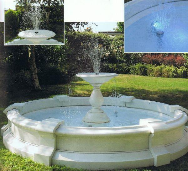 Springbrunnen/Etagenbrunnen Riccione