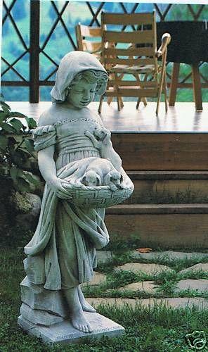 Gartenfigur Statue 3593 DA Schanetti