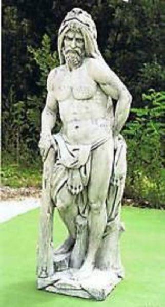 Gartenfigur Statue Ercole
