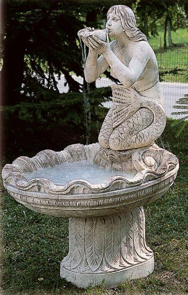 Springbrunnen Marsiglia