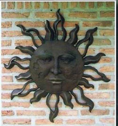 Bronzefigur Sonne aus Bronze HW 0447 BR-B