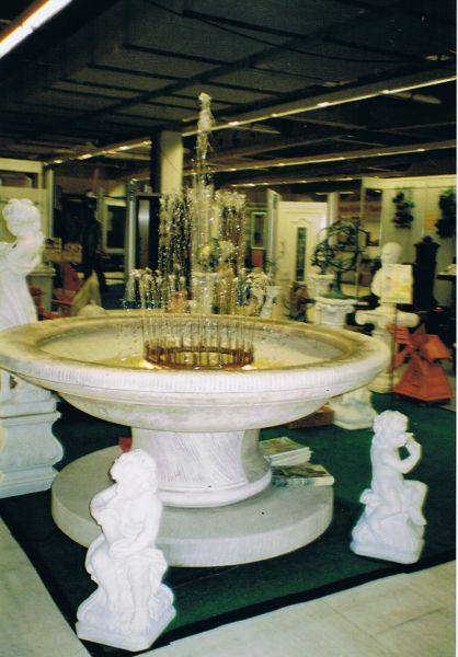 Springbrunnen Crotone 13 SG