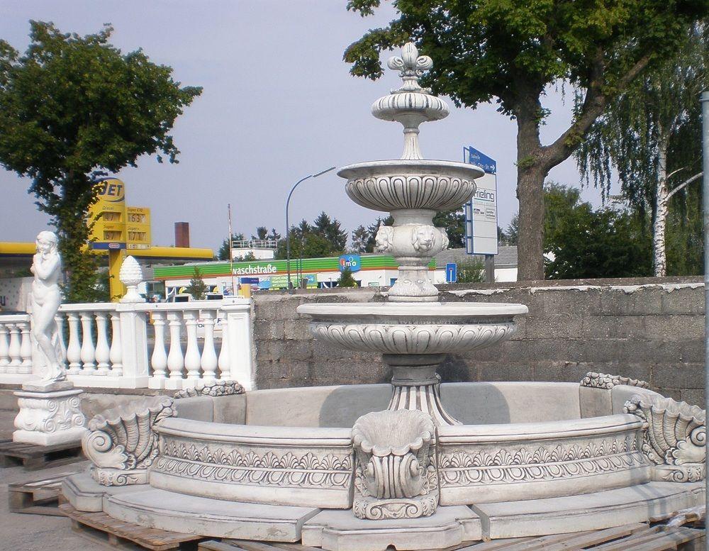 Gartenbrunnen Groß
