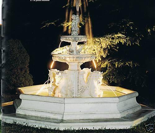 Springbrunnen/Etagenbrunnen Boston