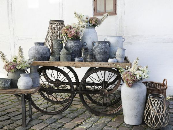 Alter Wagen von Chic Antique