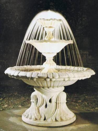 Springbrunnen/Etagenbrunnen Maratea