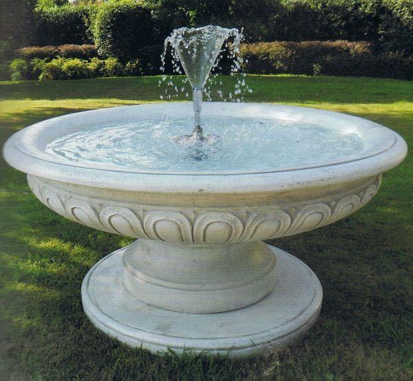 Springbrunnen Senigallia Made in Italy