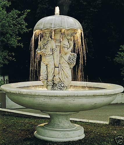 Springbrunnen Portofino FO 2663 Made in Italy