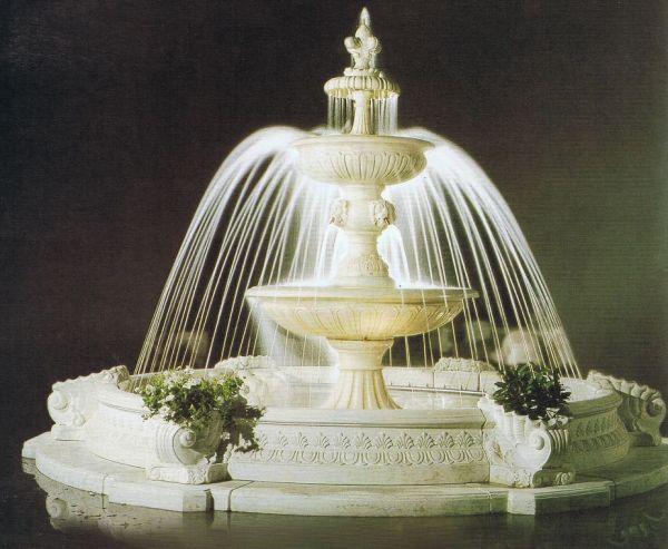 Springbrunnen/Etagenbrunnen Messina