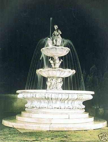 Springbrunnen/Etagenbrunnen Alassio 3 SG Made in Italy