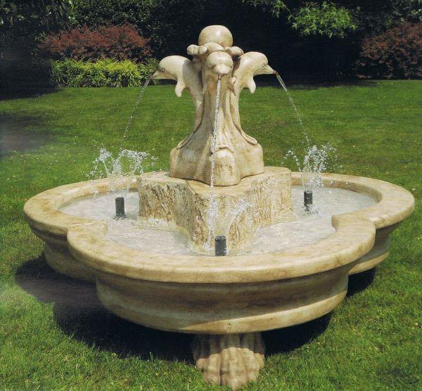 Springbrunnen Olbia