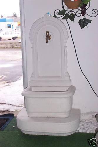 Wandbrunnen Made in Italy