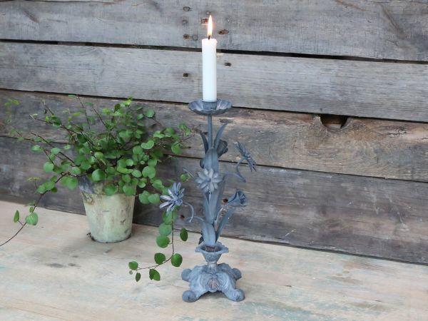 Franz. Kerzenständer für 1 Kerze von Chic Antique
