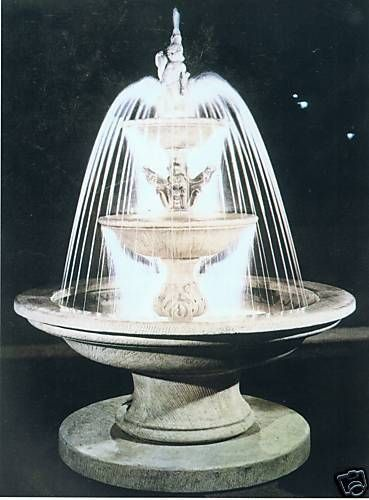 Springbrunnen/Etagenbrunnen Crotone 12 SG Made in Italy