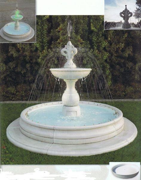 Springbrunnen/Etagenbrunnen Viareggio