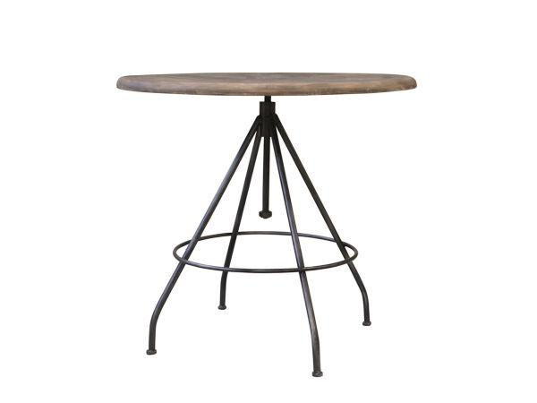 Locon Tisch höhenverstellbar von Chic Antique