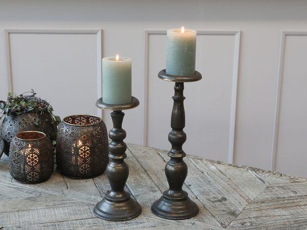 Vire antiker Kerzenständer von Chic Antique