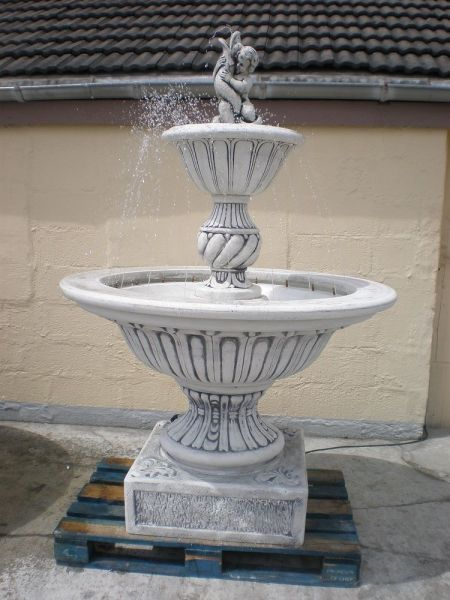 Springbrunnen/Etagenbrunnen Acciaroli 38 SG 2 Made in Italy