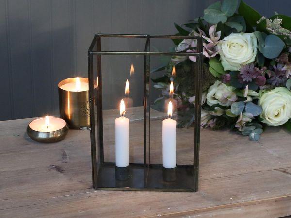 Kerzenhalter mit 2 Haltern von Chic Antique