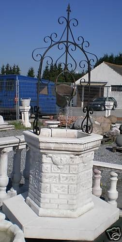 Springbrunnen Assisi Made in Italy