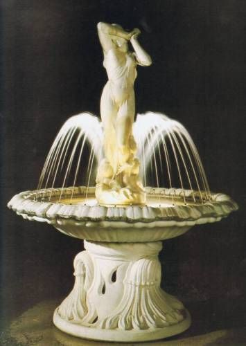 Springbrunnen Ostia 05 100 IG