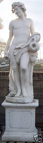 Gartenfigur Statue Bacco 4006 DA (ohne Sockel)