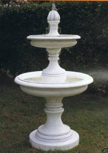 Springbrunnen/Etagenbrunnen Ibla Made in Italy