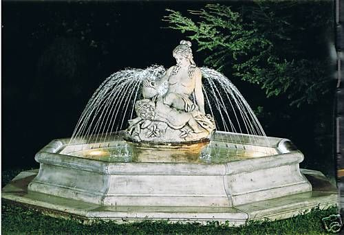 Springbrunnen Siviglia Made in Italy